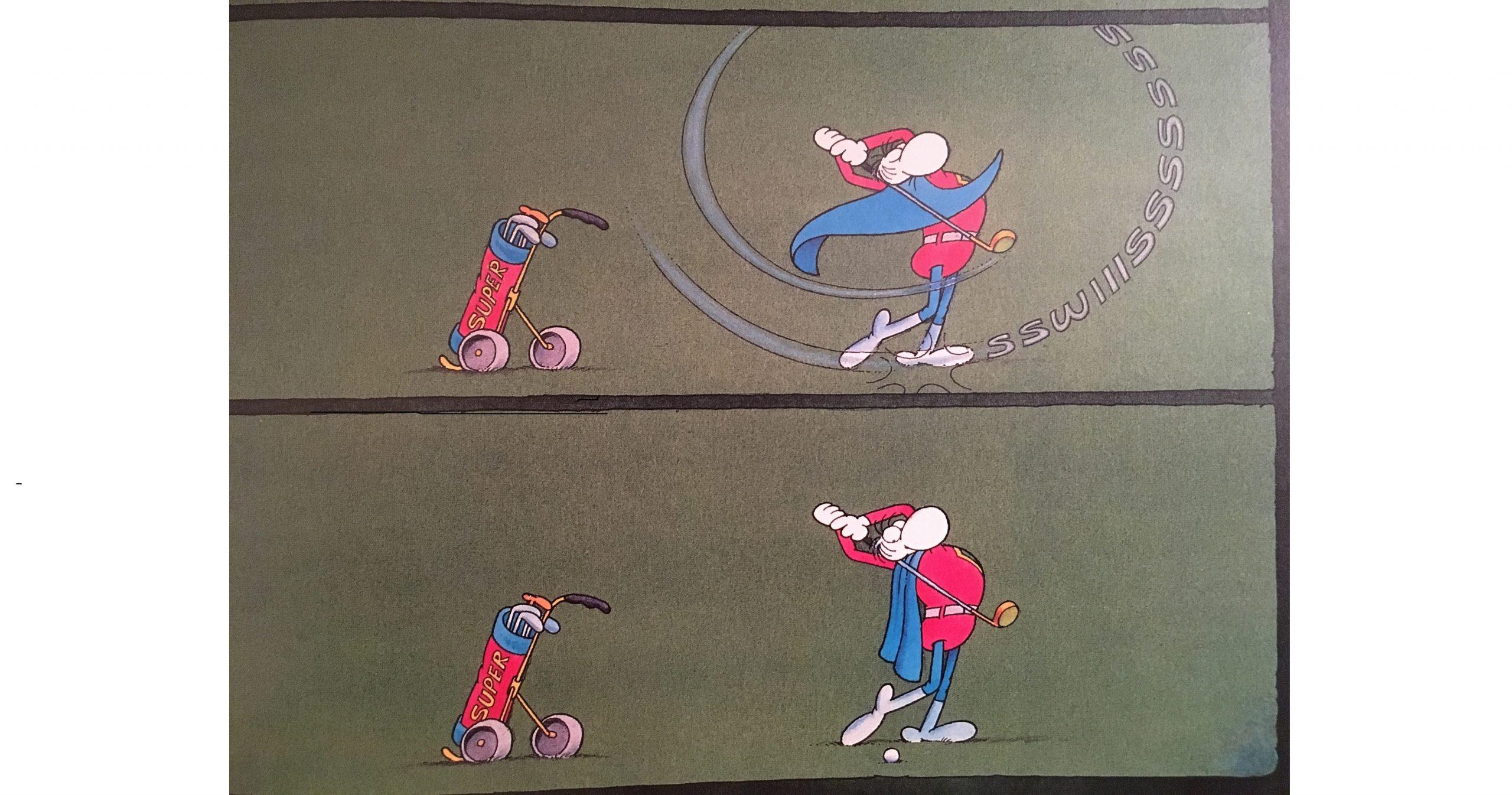 Golf Society Day 20th Feb